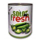 Zielona papryka jalapenos - Solo Fresh - 2850 g