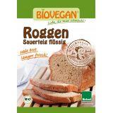 BIOVEGAN - ekologiczny zakwas żytni do wypieku chleba - 150 g