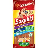 Sokołów - Sokoliki Kiełbaski - 140 g