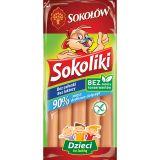 Sokołów - Sokoliki - parówki drobiowo-cielęce - 140 g