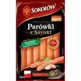 Sokołów - parówki z szynki - 250 g