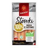 Sokołów - Stówki - parówki z szynki - 250 g