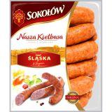 Sokołów - Nasza Kiełbasa Śląska - 550 g