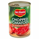 Del Monte - pomidory krojone w soku pomidorowym - 400 g