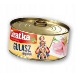 Gratka - Gulasz Angielski - 300 g