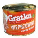 Sokołów - Wieprzowina w sosie własnym - 300 g