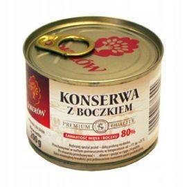 Sokołów - Konserwa z boczkiem premium - 200 g