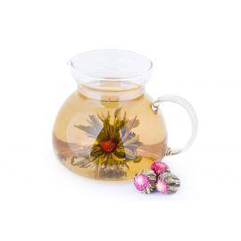 Herbata Rozkwitająca - Jasmine Lichi Ball - 3 szt.