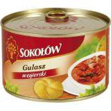Sokołów - Gulasz Węgierski - 400 g