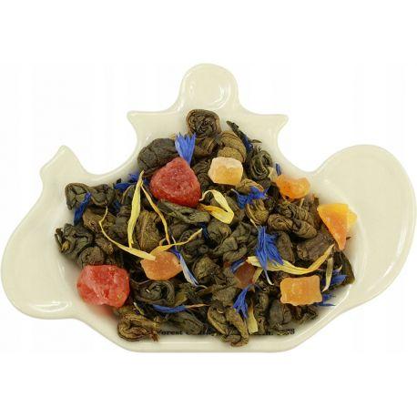 Zielona herbata z dodatkami - 50 g