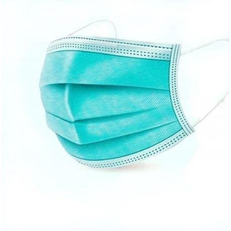 TW Plast - maseczka medyczna ochronna Praesidium typ II - 10 sztuk