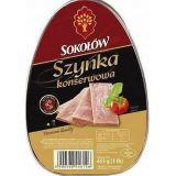 Sokołów - Szynka Konserwowa Wieprzowa Premium - 455 g