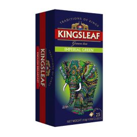 KINGSLEAF - Imperial Green - 25 x 1,5 g