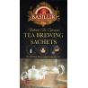 Basilur Tea Brewing Sachets - filtry papierowe - 10 szt