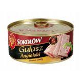 Sokołów - Gulasz Angielski - 300 g