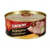 Sokołów - Wołowina Podsmażana Premium - 300 g