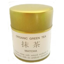 Organic Matcha - puszka 20g