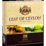 Mieszanka/Assorted LEAF OF CEYLON kartonik