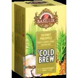 COLD BREW - COCONUT PINEAPPLE w saszetkach - 20 x 2 g