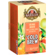 COLD BREW - ORANGE MANGO w saszetkach - 20 x 2 g