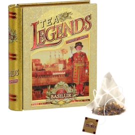"Tea Legends ""TOWER OF LONDON"" MINI piramidki 10g"