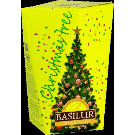 Christmas Tree YELLOW 85g liść