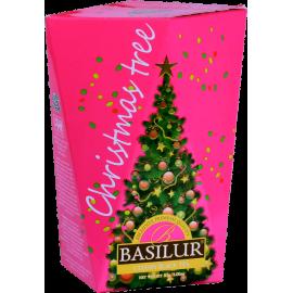 Christmas Tree PURPLE 85g liść