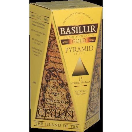 GOLD w piramidkach 15 x 2g