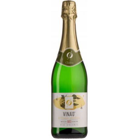 Wino bezalkoholowe musujące bio - Le Classic Petillant - 750 ml