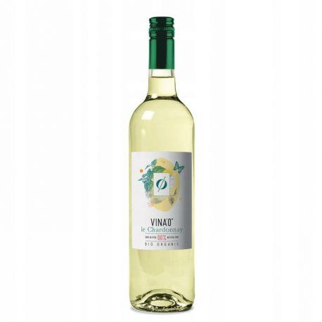 Wino bezalkoholowe bio - Le Chardonnay - 750 ml