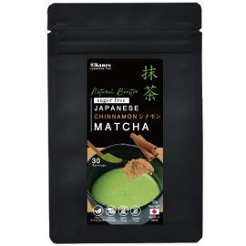 Cinnamon Matcha Organic- japońska zielona herbata - 30g