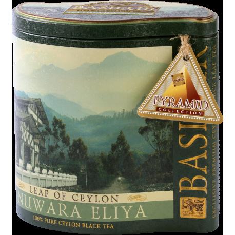 NUWARA ELIYA w piramidkach - 15 x 2g (puszka)