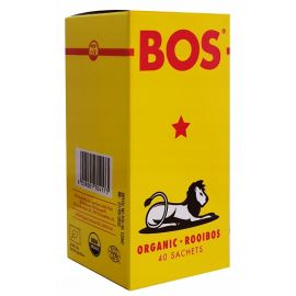 Herbatka ROOIBOS BIO - 40 x 2,5 g (100 g) - BOS