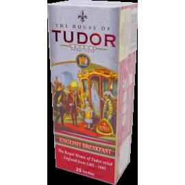 Tudor English Breakfast w saszetkach 25x2g