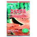 Japońskie żelki o smaku arbuza - torebka 107g