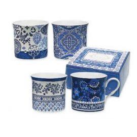 Komplet 4 kubków - Princess Dutch Blue