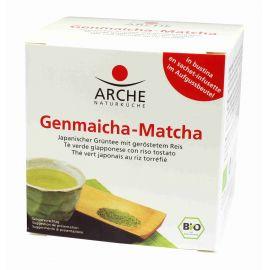 Herbata Genmaicha-Matcha Bio - ekspresowa 10x1,5g