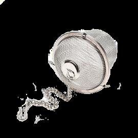 Zaparzacz do herbaty - koszyczek z łańcuszkiem - EASY FILTER