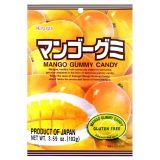 Japońskie żelki o smaku mango - torebka 107g