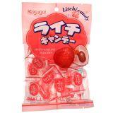 Cukierki o smaku owoców lichi- torebka 115g