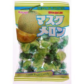 Cukierki o smaku melona- torebka 115g