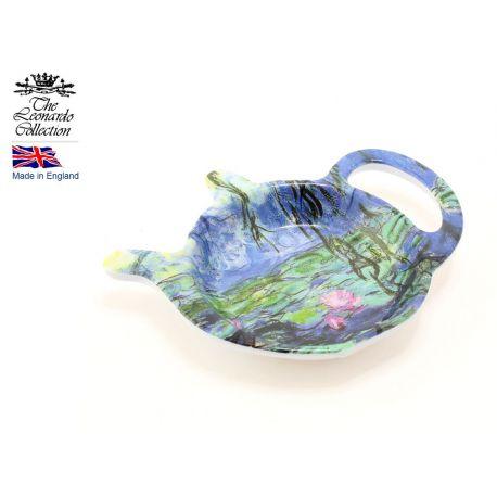 Talerzyk na herbatę Water lily