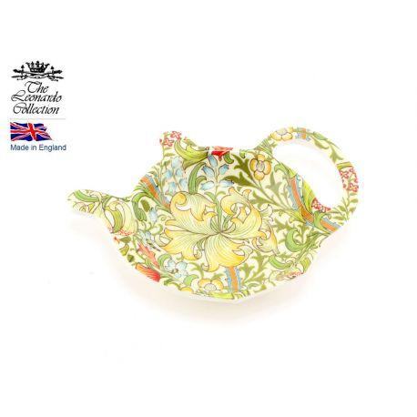 Talerzyk na herbatę- Golden lily