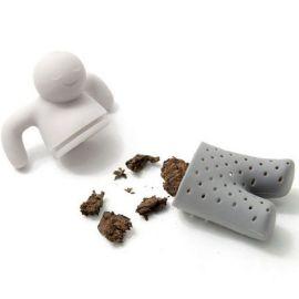 Zaparzacz do herbaty - szary Mr. Tea