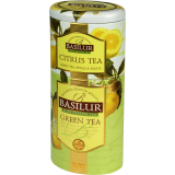 CITRUS TEA & GREEN TEA