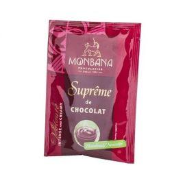 Monbana czekolada rozpuszczalna o smaku orzechowym - saszetka 25g