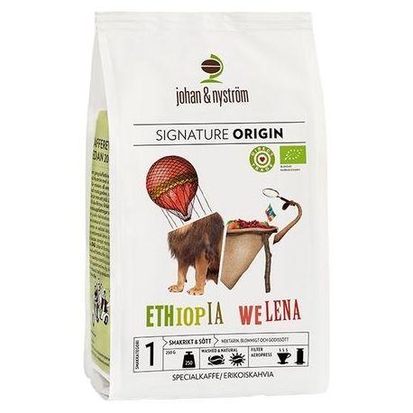 J&N - Ethiopia Welena Organic Plantation - 250g