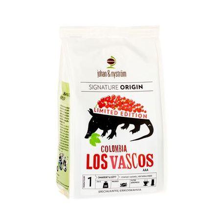 J&N - Colombia Los Vascos - 250g
