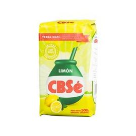 Yerba Mate CBSe Limon - 500g