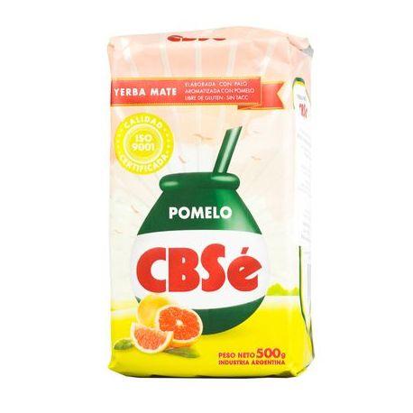 Yerba Mate CBSe Pomelo / Grapefruit - 500g